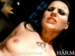 Crazy hot orgy with nasty whores starving for filth