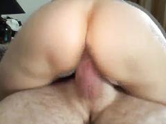 Amateir blonde mom fucking hard a big thick cock