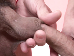 Young same-sexed couple had passionate ass fucking