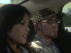 An Afternoon Carpool Turns Into a Wild Xxx Threesome