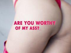 Are You Worthy Of My Ass? Starring Kaylani Lei - Milfs Like It Big HD