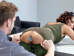 Brazzers HD: What's Up Her Ass? Starring Adriana Chechik