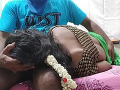 NEWLY MARRIED INDIAN COUPLE ENJOYING SEX IN HOTEL ROOM