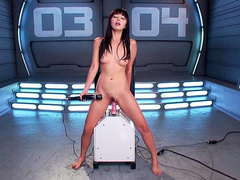 Japan Woman Vibrator Masturbation Fuck and Creampie