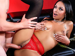 Sexual Glow Starring Bethany Benz - Round and Brown HD