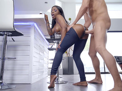Just Jeans Starring Sarah Banks - Big Wet Butts HD