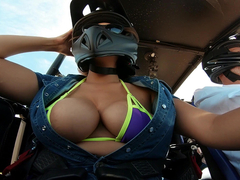 Offroad Road Head Starring Cassidy Banks - Reality Kings HD