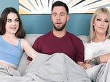 Slutty College Girl Fucks Her Sister's BF