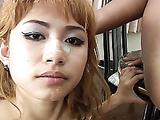 Slapper Thai Threesome Gee And Aon