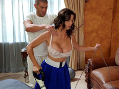 Multitasking Massage Featuring Alexis Fawx and Xander Corvus - Brazzers HD
