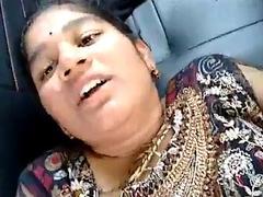 Telugu GF Porn Video Fucked Hard In Car Back Seat