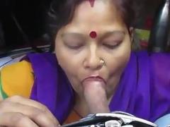 Indian Bhabhi Nasty Blowjob Sex Desi Style