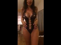 Seductive Big Tits Indian MILF Sucking Thick Cock