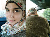 egypt hijab playing in car freehdx