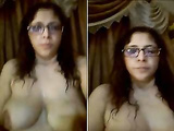 Today Exclusive- Hot Pak Aunty Showing Her Big Boobs and Wet Pussy PArt 1