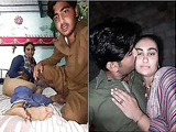 Today Exclusive- Horny Pak Couple Romance
