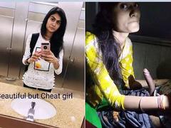 Sexy look Indian Girl Blowjob Part 2