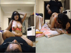 Horny Indian Couple Romance and Fucked