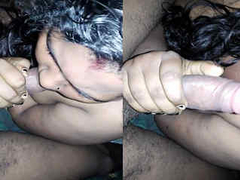 Newly married couple homemade fuck with Hindi audio