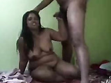 Telugu wife Wearing clothes