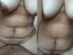 Indian Wife Romance with Massage Boy and fingering