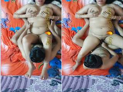 Today Exclusive-Sexy Kajol Bhabhi Blowjob and Fucked By Hubby