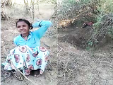Today Exclusive- Desi Village Lover Outdoor Fucked Caught By Friends