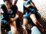 Desi Bhabhi Sucking Dewar Dick In kitchen