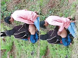 Today Exclusive- Desi Cheating Wife Out Door Sex With Deaver