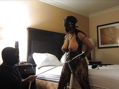 Indian sex- She's tied up and used for sexual pleasure
