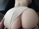 Stepsister woke up when I started to fuck her
