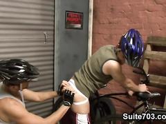 Horny gays in jocks doing amazing hardcore anal sex